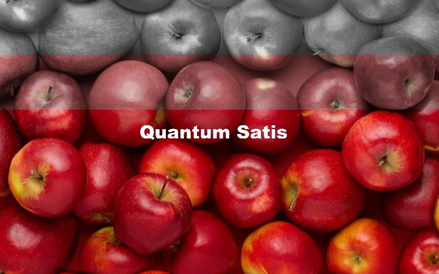 Manzanas transformándose