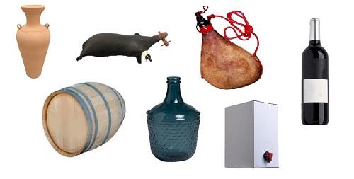 Tipos de envases vino
